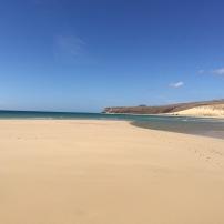 Costa Calma, les lagunes