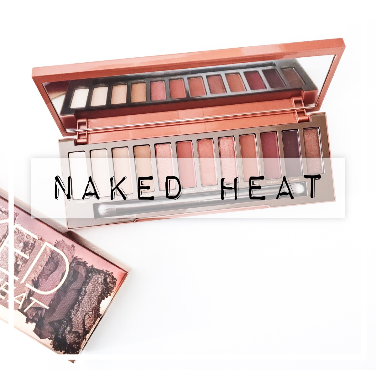 [Make up] La Naked Heat d'Urban Decay